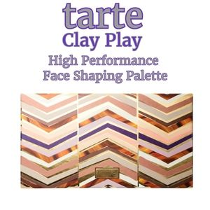 TARTE Clay Play All in 1 Full Face Palette Contour